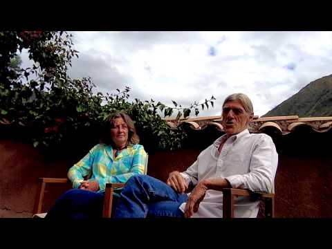 Hummingbird Retreat Peru - Intreview with Paul Temple (a San Pedro retreat center) in Pisac, Peru