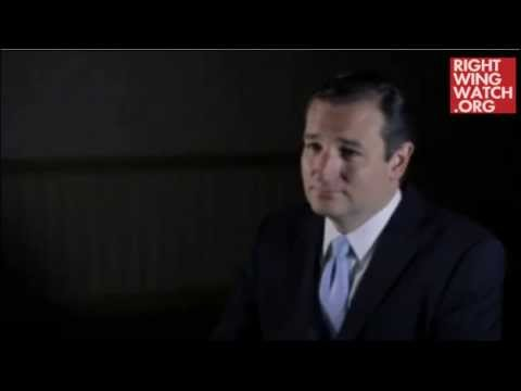 Cruz: Gay Rights Lead to Hate Speech Laws, US on Brink of Collapse