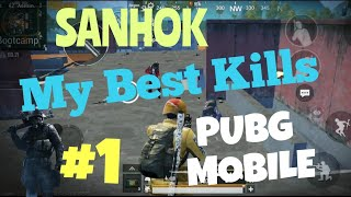 Epic moments in Sanhok (North America) - PUBG Mobile - Xiaomi mi 9t (K20)