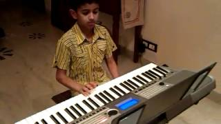Uthe sab ke kadam on keyboard  by Ekansh