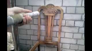 Содоструйная очистка антикварной мебели Киев Украина(, 2013-02-12T16:02:32.000Z)