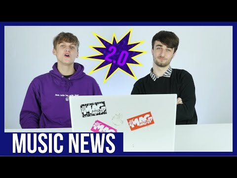 MUSIC NEWS 2.0 #6