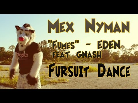 """""""Fumes"""" - Fursuit freestyle dance by Mex Nyman"""