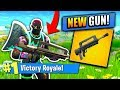 *NEW* FAMAS TIPS AND TRICKS! - Fortnite Gold/Legendary Burst Rifle Guide, Strategy, and Review