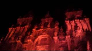 """Jean-Michel Jarre: """"Souvenir de Chine"""" @Santiago de Compostela 2010-07-31"""
