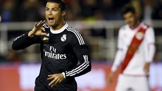 Rayo Vallecano 0-2 Real Madrid [HD] 08/04/2015 | COPE