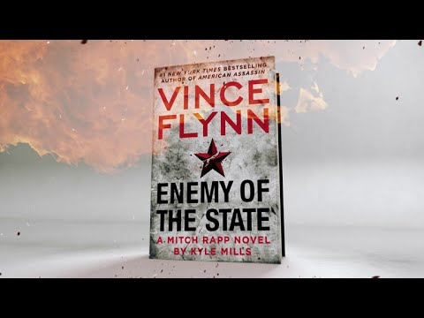 Enemy Of The State Book Trailer