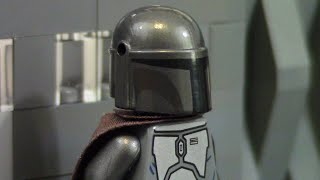 "The LEGO Mandalorian: ""Maybe He's a Gungan"" (Animation)"