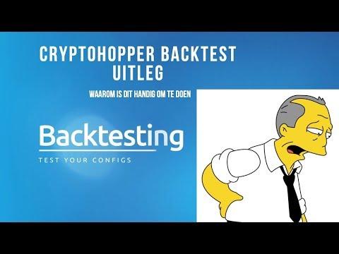 Hoe Werkt De Backtest Optie Van Cryptohopper & Waarom Is Dit Handig Om Te Doen!