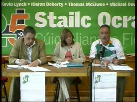 Slógadh 2006 - Séanna Breathnach - 1/2
