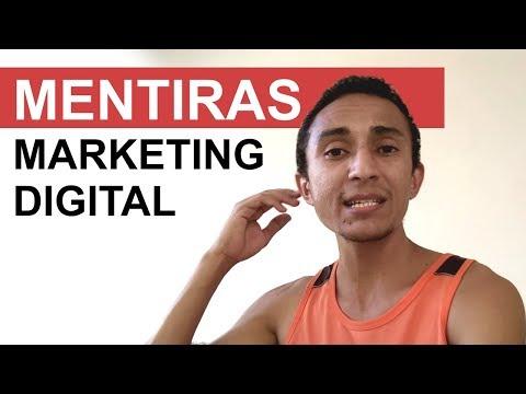 MARKETING DIGITAL – AS MENTIRAS SOBRE GANHAR DINHEIRO EM CASA PELA INTERNET