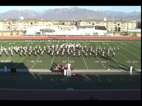 Utah High School Marching Band Competition: Wasatch Front Invitational - Evening group