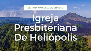 Live IPH 08/01/2021 - Semana Mundial de Oração 22:00
