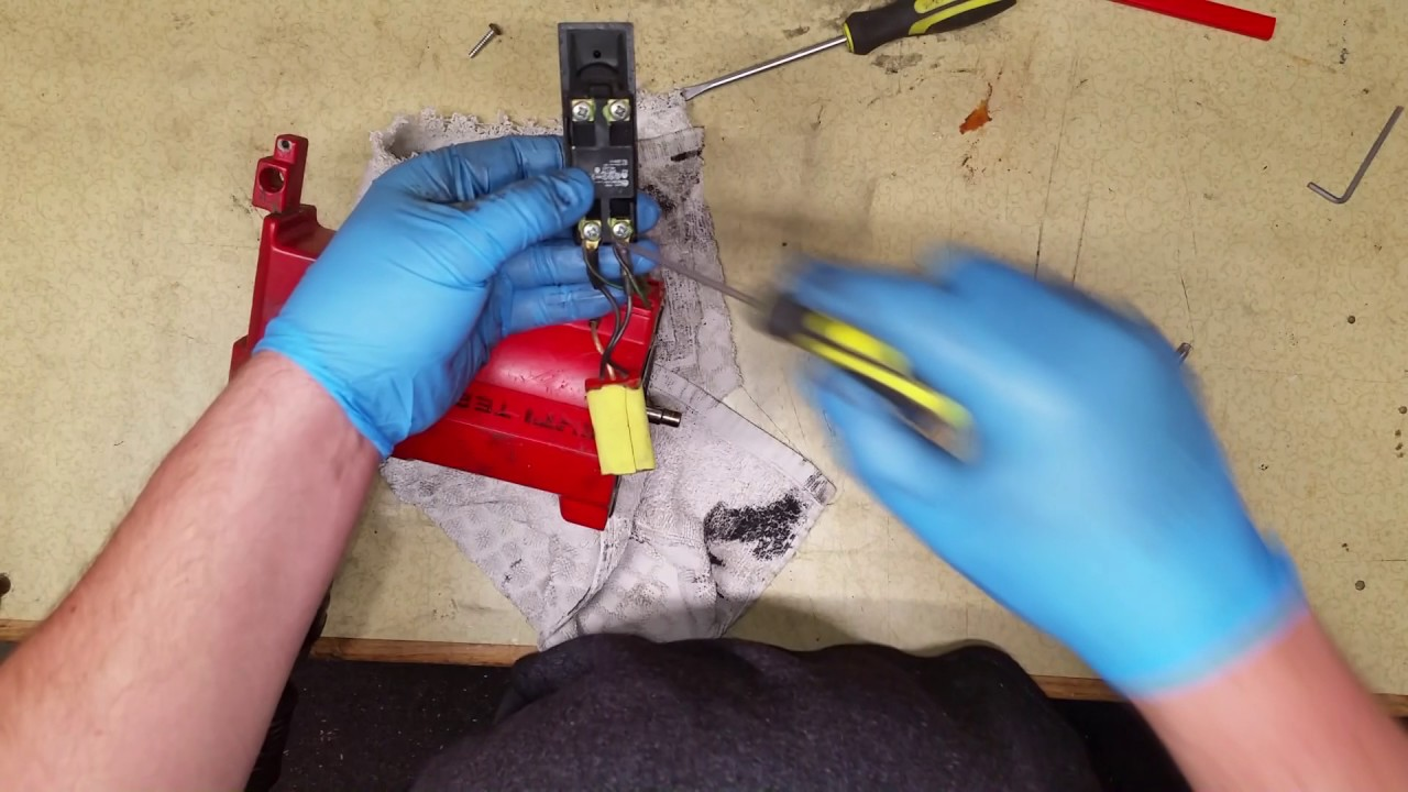 medium resolution of hilti te 22 disassamble repair