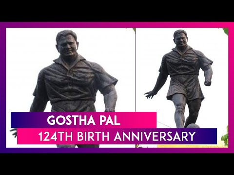 Gostha Pal 124th Birth Anniversary Facts to Know About India's First Football Captain
