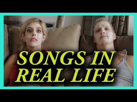 SONGS IN REAL LIFE