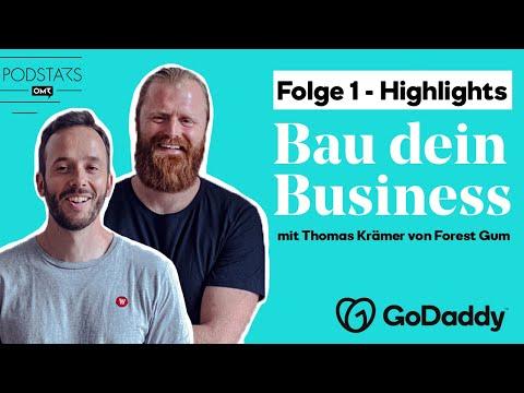 """Agentur Odaline kreiert neues Podcast-Format """"Bau dein Business"""""""