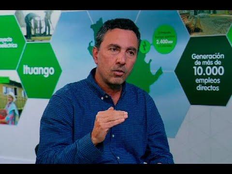 Daños ambientales son reversibles, asegura gerente de EPM sobre Hidroituango | Noticias Caracol