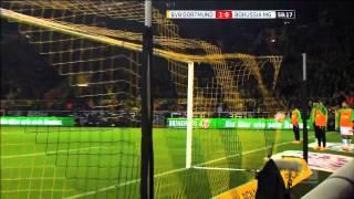 Video Gol Pertandingan Borussia Dortmund vs Borussia Monchengladbach