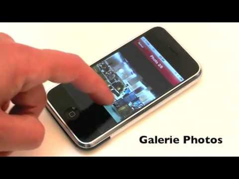 La première application iPhone en Tunisie by TUNISCOPE.com
