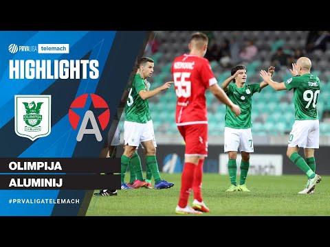 Olimpija Ljubljana Aluminij Goals And Highlights