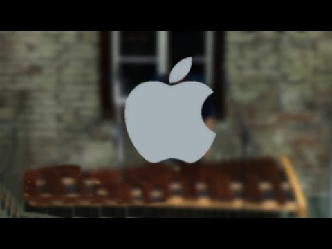 Xylophone (Apple iPhone Ringtone on Marimba)