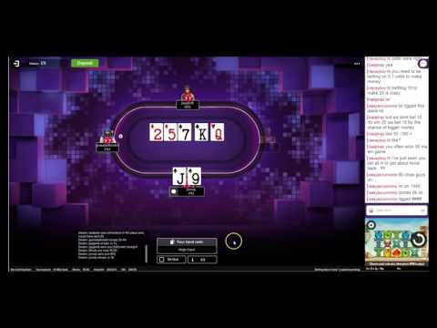 How to Crush Virgin Wild Seat Poker - The Ultimate Soft Money Making Site - Part 1