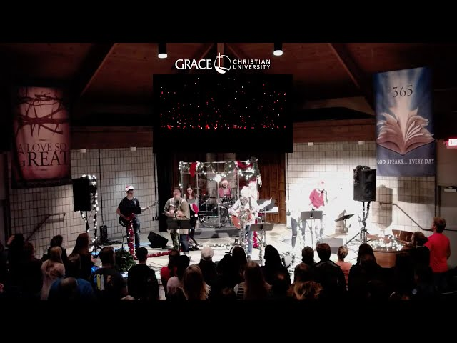 12.6.19 Friday Praise and Response Chapel