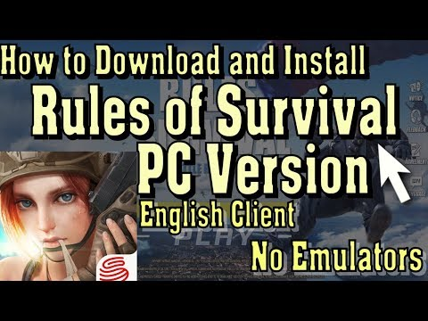 Download Rules of Survival PC Version Guide (Updated 2019) - PlayRoider