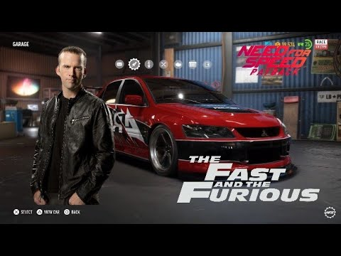 Sean's Evo From Fast And The Furious Tokyo Drift On NFS Payback | Epic Car Build