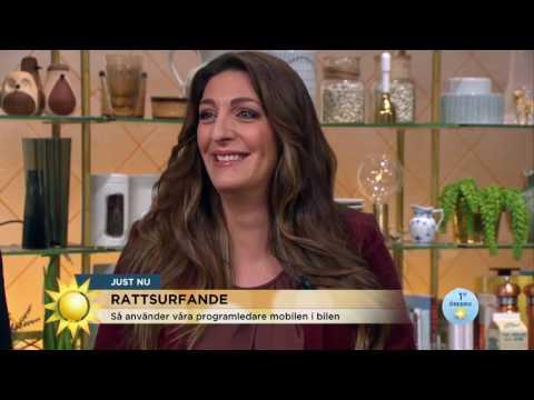 """Soraya om erfarenheten av rattsurf: """"Ett trauma utan dess like"""" - Nyhetsmorgon (TV4)"""