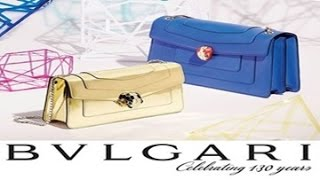 BVLGARİ Handbags creations and designer 2015 Thumbnail