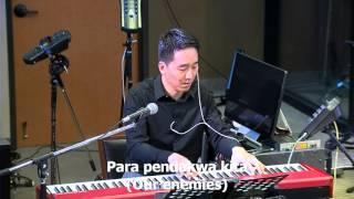 Nyanyian Kemenangan - Oleh Darah Anak Domba, worship led by Efraim Tamba