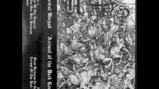 Ancient Wargod - I Am One With Darkness (1996) (Underground Black Metal Germany)
