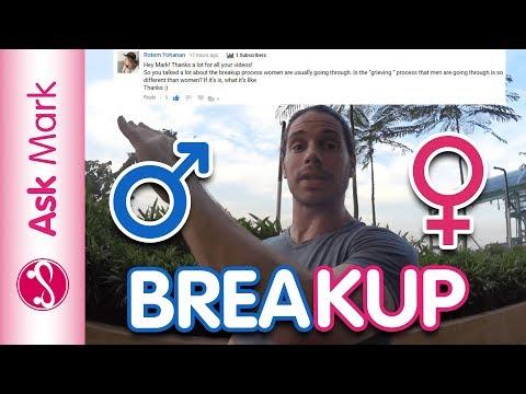 Breaking Up: Men Vs Women   Ask Mark #69