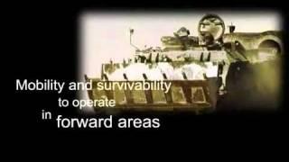 British Army Terrier Engineer Vehicle