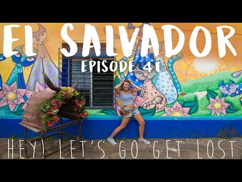 Travel El Salvador | SOLO FEMALE TRAVELER | Ep. 41 | El Zonte