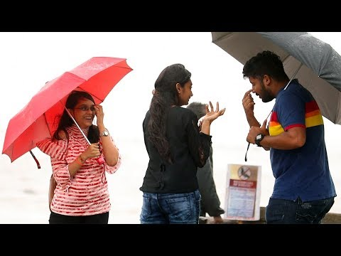 Umbrella Prank Part -2   Prank in India   Baap of Bakchod -  Raj