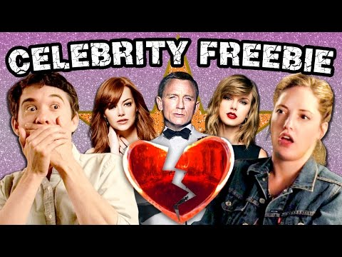 Who is Your Celebrity Freebie? Last Moments of Relationships 31