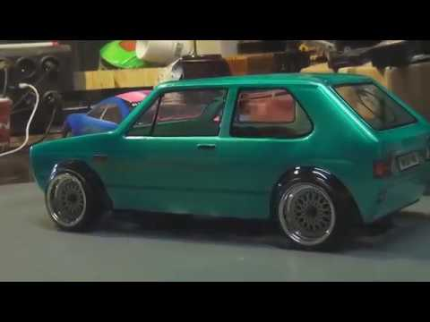 Vw Golf Drift Rc Car Youtube