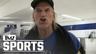Jesse Ventura Considering Running For President, 'Trump Won't Have a Chance!' | TMZ Sports