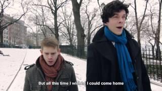 Музыкальная пародия на сериал Шерлок Arbus TV