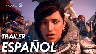 E3 2018 GEARS 5 TRAILER SUBTITULADO