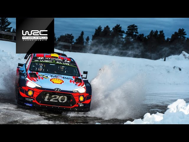WRC - Rally Sweden 2019: Highlights Stages 17-18