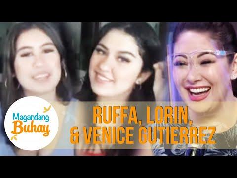 Venice and Lorin appreciate Ruffa more because of the quarantine   Magandang Buhay