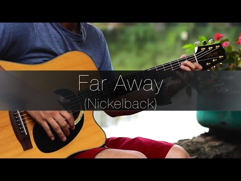(Nickelback) Far Away - Rodrigo Yukio (Fingerstyle Guitar Cover)(FREE Tabs)