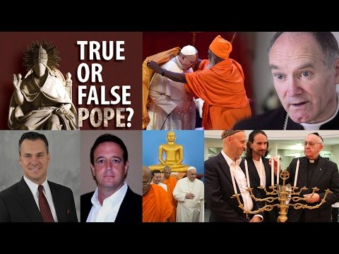 Epic Blunder in New SSPX Book, 'True or False Pope?' (New Ri