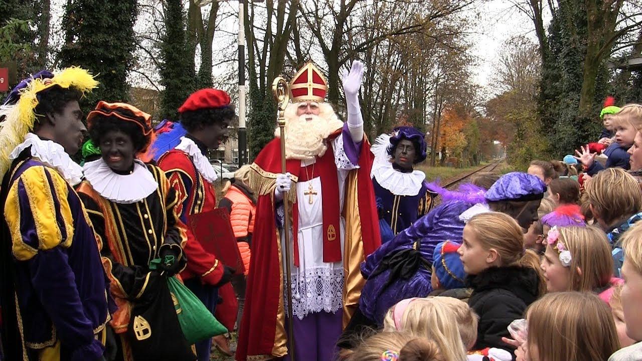 Intocht Sinterklaas In Boekelo 2016 Youtube