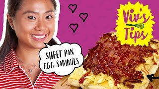 How to Make Egg Sandwiches for a Crowd | VIV