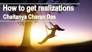 How to get realizations [Chaitanya Charan in UK] thumbnail